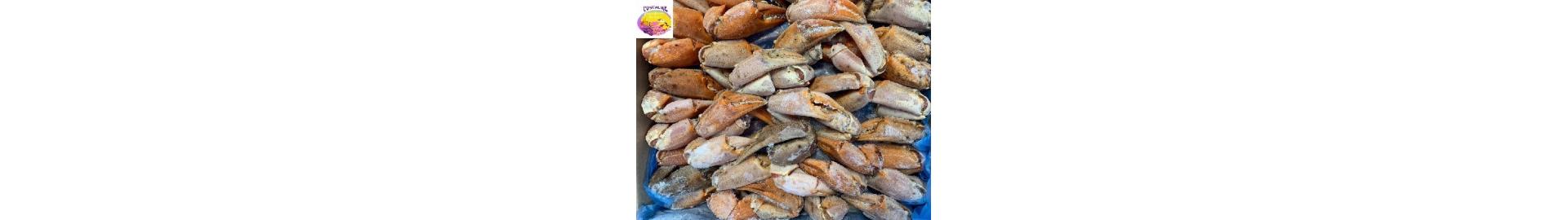 Comprar bocas y patas de cangrejo a domicilio
