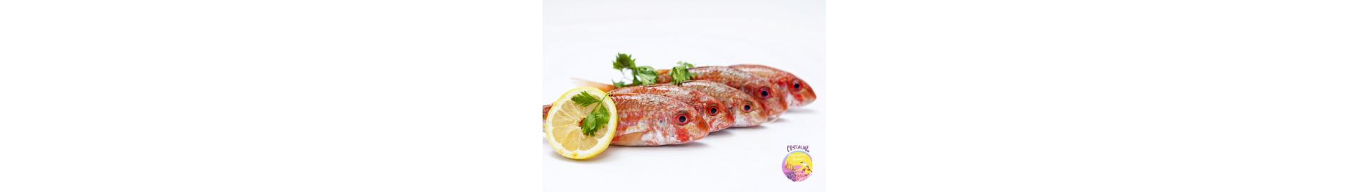 Comprar salmonetes a domicilio