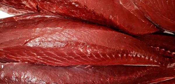 Lomo de atún fresco a domicilio