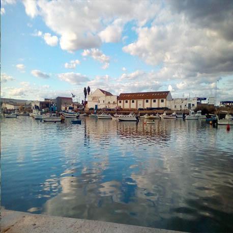 Isla Cristina , Lonja de Isla Cristina